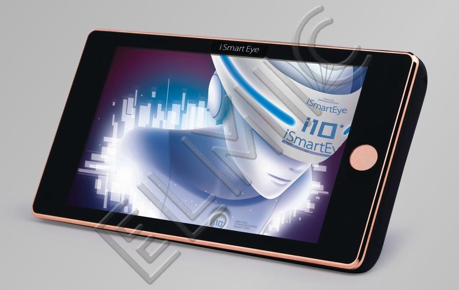 ELMIC iSmartEye i10+ / i10plus - elektroniczny wizjer do drzwi  GSM GPRS