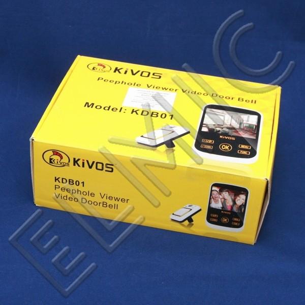 Opakowanie ELMIC KIVOS KDB01s