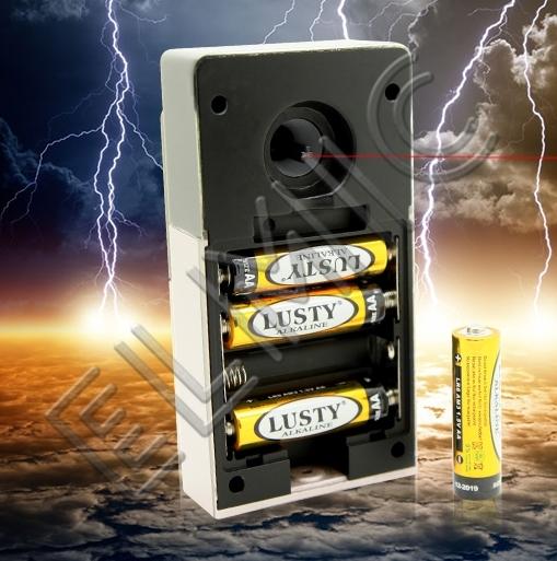 ELMIC KIVOS KDB303 zasilanie baterie