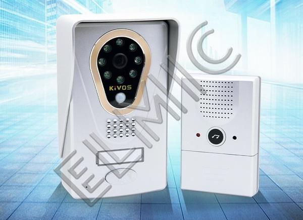 ELMIC - IMPORT - DYSTRYBUCJA - HURT - DETAL - wideo domofon WiFi LAN IP ELMIC KIVOS KDB400