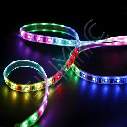 Taśma LED ELMIC XH 5050 RGB