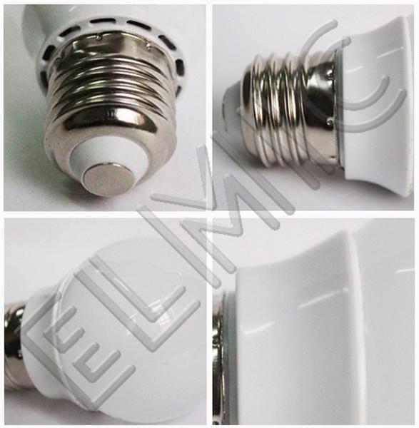 Szczegóły budowy żarówki LED ELMIC XH 6040