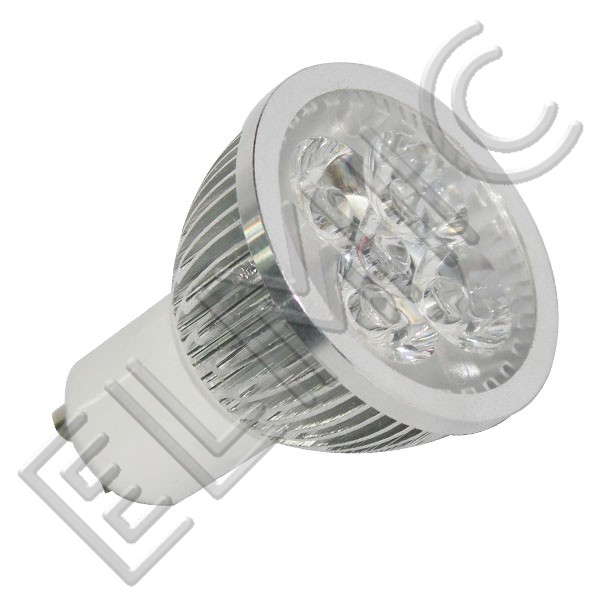 Żarówka reflektor LED ELMIC XH S 04 - wysokiej jakości, dużej mocy żarówka LED