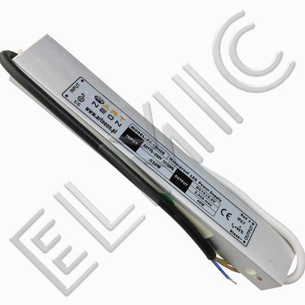 ELMIC - External power supply for LED lighting