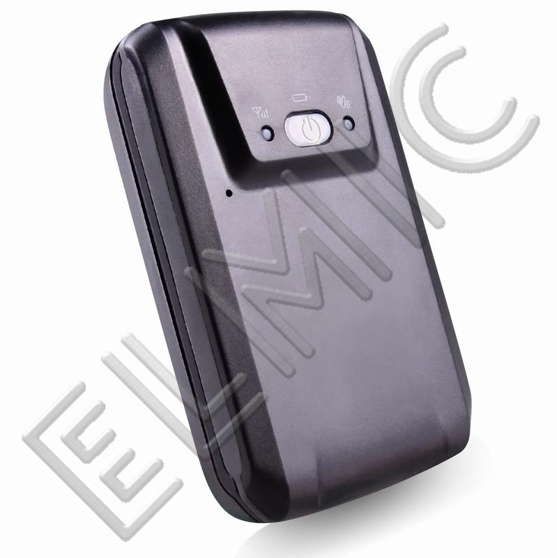 Osobisty lokalizator GPS / GSM ELMIC GT03A - monitoring, śledzenie, nadzór, kontrola pojazdu / osób / przesyłek