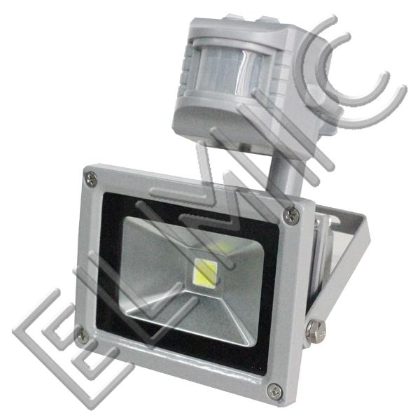 Naświetlacz LED ELMIC XH2501 10W z uchwytem montażowym