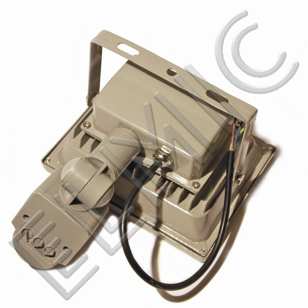 Naświetlacz ELMIC XH2501 z czujnikiem ruchu i czujnikiem zmierzchowym