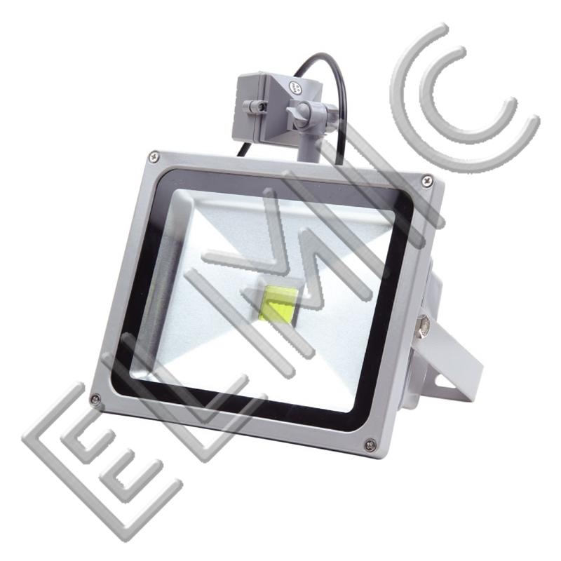 Naświetlacz LED ELMIC XH2501 20W z uchwytem montażowym