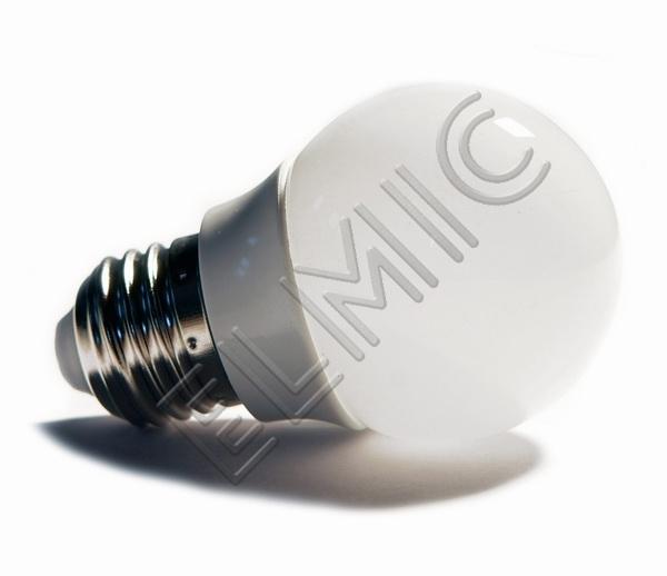 Zamiennik żarówki tradycyjnej - Żarówka LED ELMIC XH 6040 3W E27