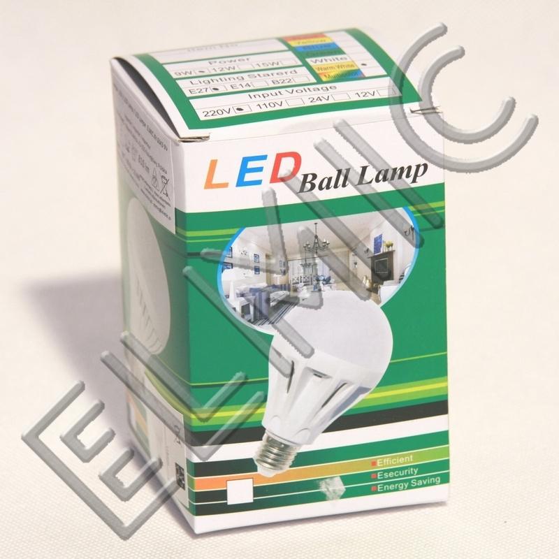 Żarówka LED XH6047 ELMIC 9W E27