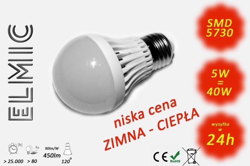 Żarówka ELMIC XH 6043 5W