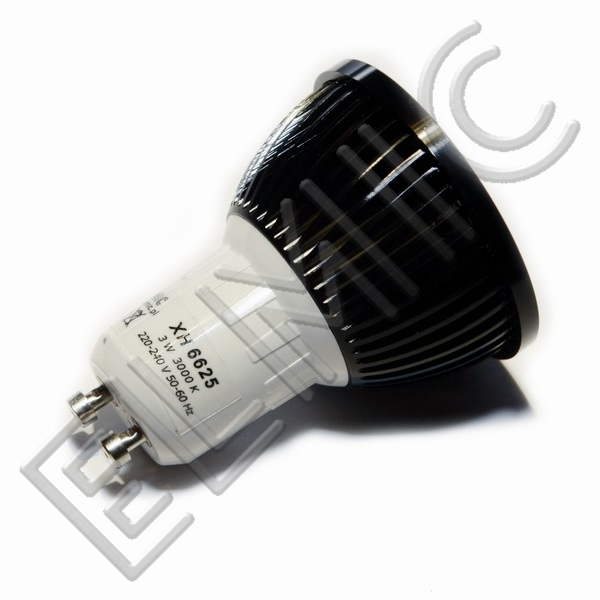 Żarówka LED XH6625 ELMIC 3W GU10