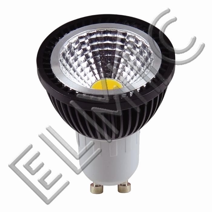 Żarówka reflektor LED ELMIC XH 6625 - wysokiej klasy żarówka LED wykonana w technologii COB