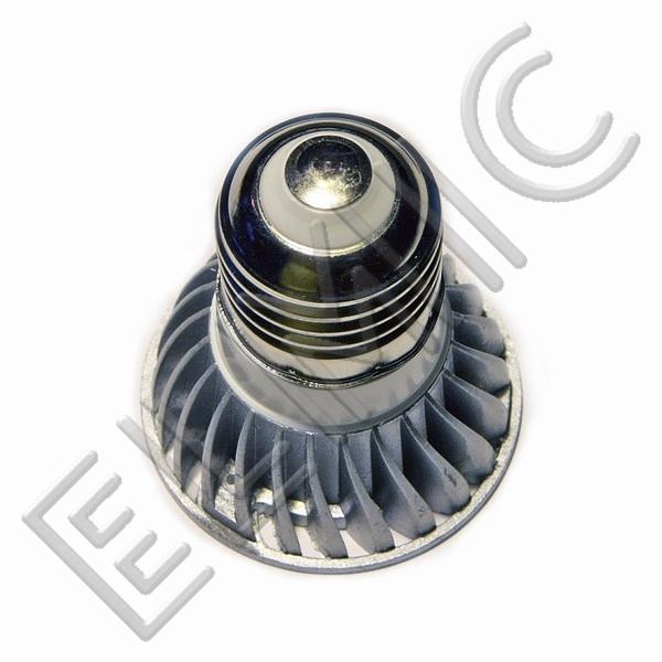 Żarówka reflektor ELMIC LED XH6628 3W E27 - zamiennik żarówki halogenowej