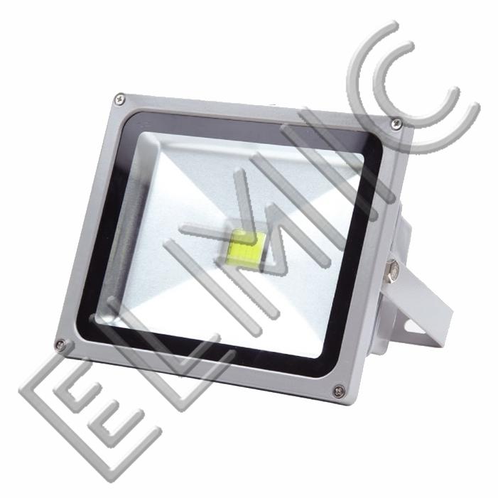 Naświetlacz LED ELMIC XHF 20W z uchwytem montażowym