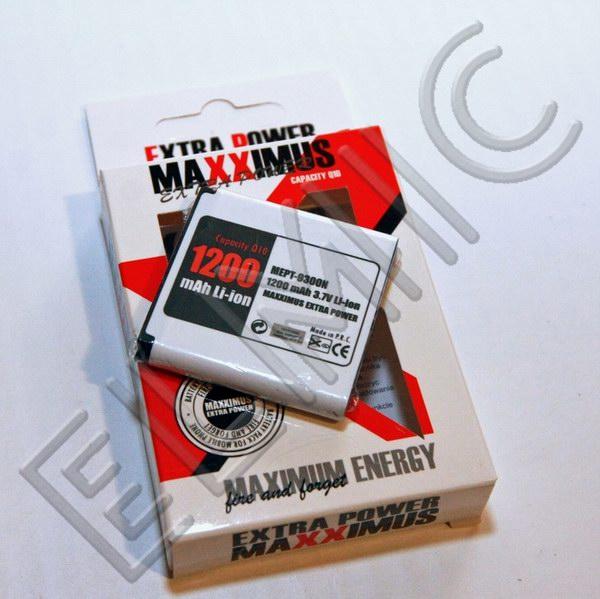 Bateria MAXXIMUS MEPT 9300N (BM-6M)