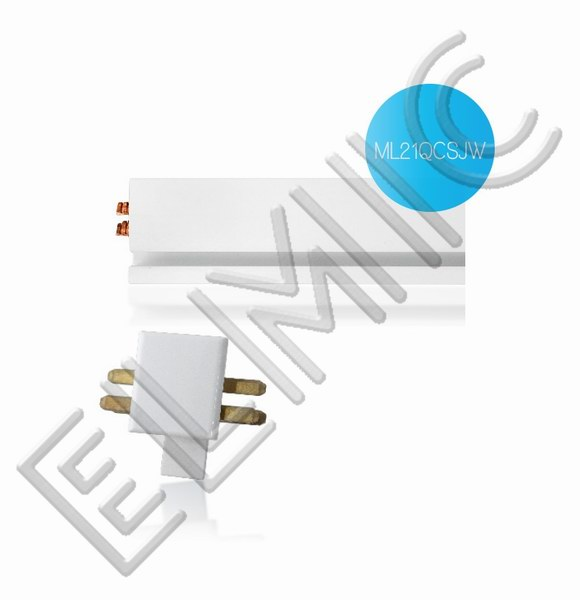 Mainline Power ELMIC Listwa przedłużająca biała 2,1 m ML21QCSJW