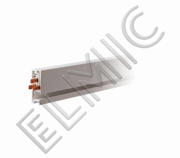 Mainline Power ELMIC Listwa zasilająca biała ML22W