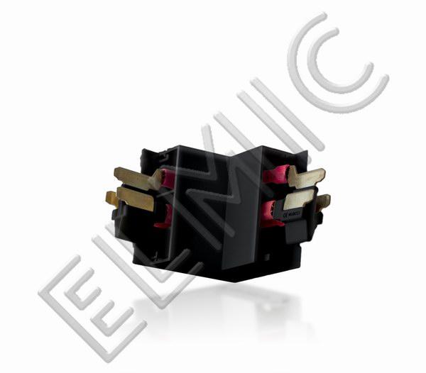 Mainline Power ELMIC Narożnik zewnętrzny czarny MLECJB