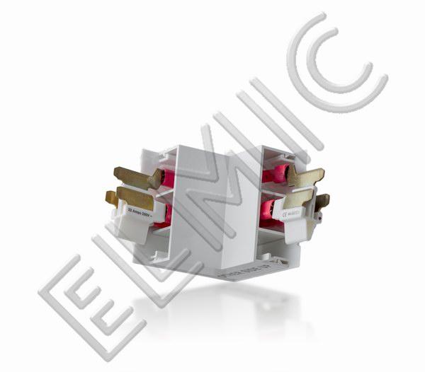 Mainline Power ELMIC Narożnik zewnętrzny biały MLECJW