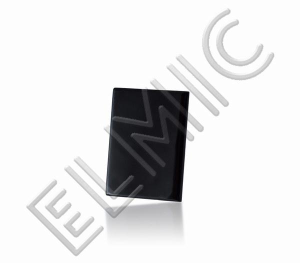 Mainline Power ELMIC Łącznik prosty czarny MLENDB